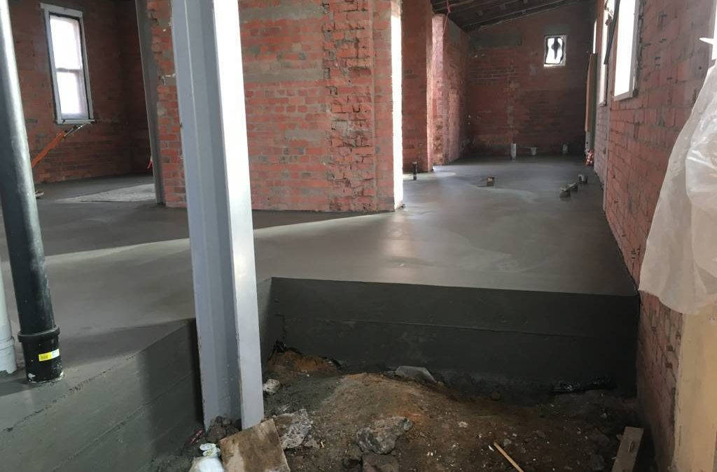 Why Concrete is the Construction Material of Choice