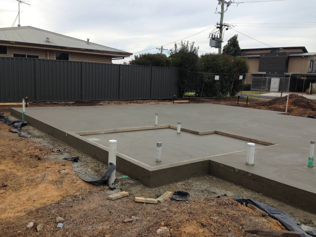Concrete House Slabs Geelong